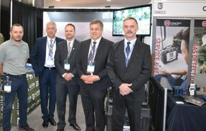 At Canada's Global Defence and Security Trade Show CANSEC 2018
