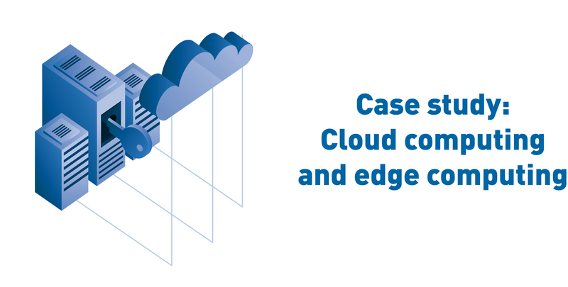 Case study – Cloud & Edge computing in tactical environments
