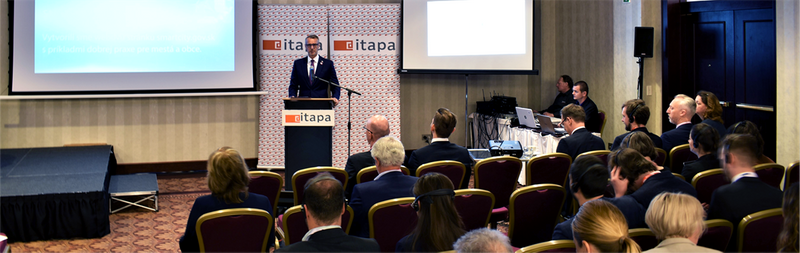 Aliter Technologies as silver partner of Spring ITAPA event