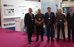 Aliter Technologies at EUROSATORY in Paris