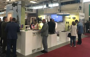 Aliter Technologies at the International Defence Exhibition IDEB 2018