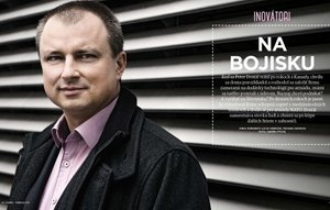 Our CEO in the February issue of Forbes
