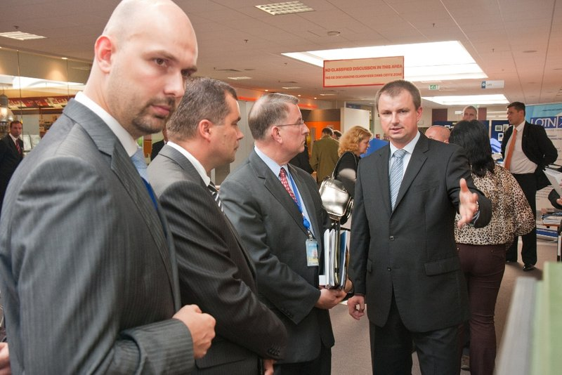 Aliter Technologies at Slovak Industry Day in Brussels