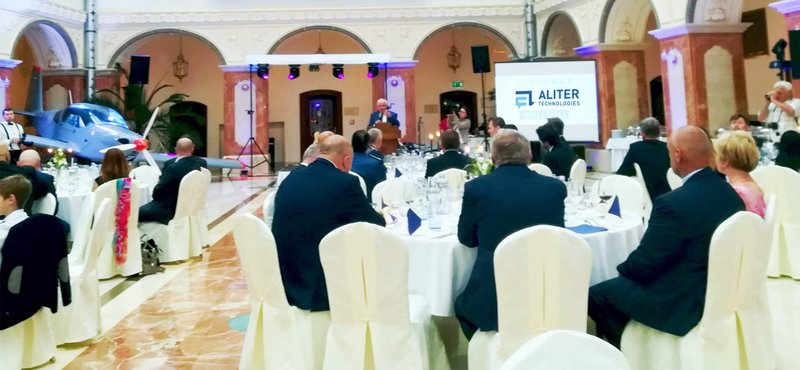 Aliter Technologies became a partner of 20th Anniversary of SFUL gala