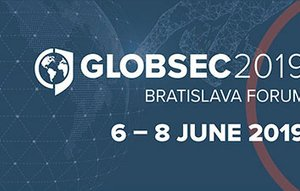 International event Globsec Forum 2019 in Bratislava was about current issues related to European integration, defense and security