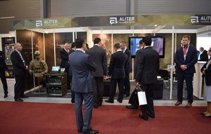 Aliter Technologies at Future Forces Forum – the defense and security exhibition in Prague